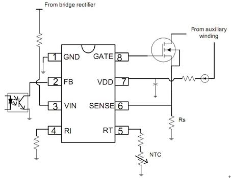 电路 电路图 电子 原理图 453_350